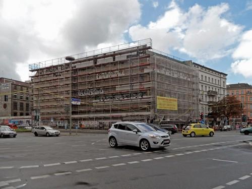 Wohnhaus Hermannstraße Ecke Hasenheide, Berlin-Neukölln